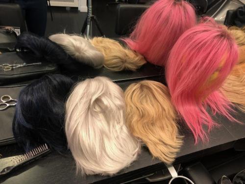 Parykker - ægte hår