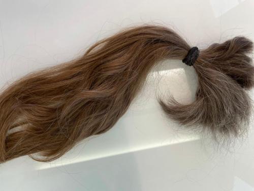 Donations hår - Jeg tager imod hår til donation